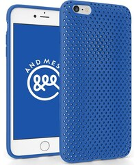 Pouzdro / kryt pro Apple iPhone 6 / 6S - AndMesh, Blue - VÝPRODEJ