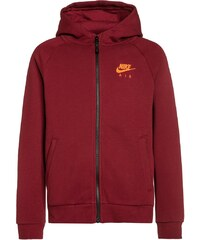 Nike Performance AIR Sweatjacke team red/black/total orange