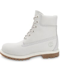 Timberland Boots 6-inch Premium Boots Blanche Femme
