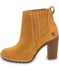 Timberland Boots Glancy Chelsea Beige Femme