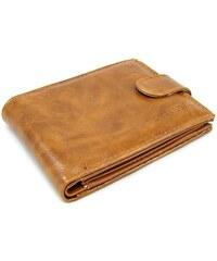 Cavaldi Pánská peněženka hnědá