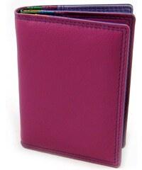 Golunski Pouzdro na kreditní karty a vizitky růžové