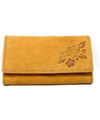 Always Wild Velká dámská kožená peněženka