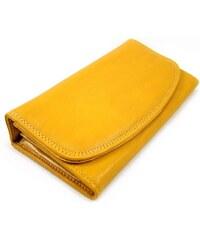 Cavaldi Dámská žlutá peněženka
