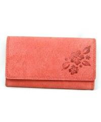 Always Wild Dámská velká kožená peněženka