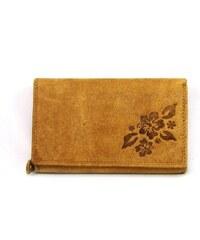 Always Wild Dámská kožená velká peněženka