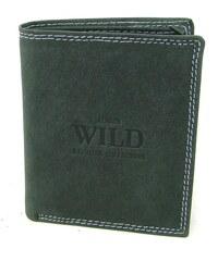 Always Wild Malá pánská kožená peněženka