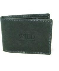 Always Wild Pánská malá kožená peněženka