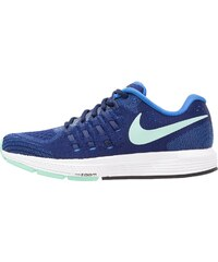 Nike Performance AIR ZOOM VOMERO 11 Chaussures de running neutres loyal blue/green glow/fountain blue/white