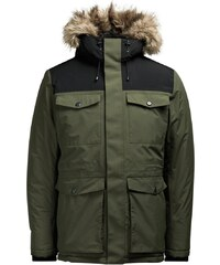 Jack & Jones Tech Winterjacke forest nigh