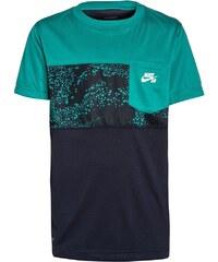 Nike SB TShirt print rio teal