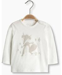 Esprit T-shirt imprimé en coton bio