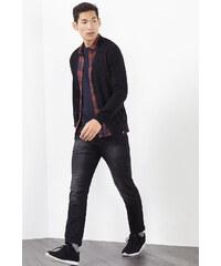 Esprit Cardigan basique, 100 % coton