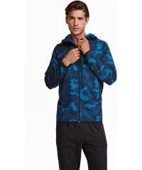 H&M Sportovní bunda s kapucí