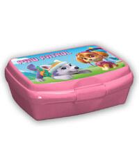 Paw Patrol Pausenbrotbox rosa in Größe UNI für Mädchen