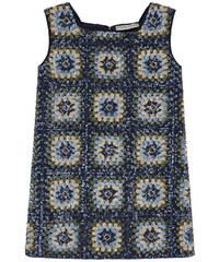 Ermanno Scervino Junior Kleid mit Metallplättchen