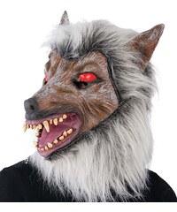 Fiestas Guirca Hororová maska vlka