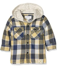 Pumpkin Patch Baby-Jungen Hemd Hooded Check Shirt