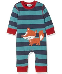 Lilly and Sid Baby-Jungen Spieler Mr Fox Applique Playsuit