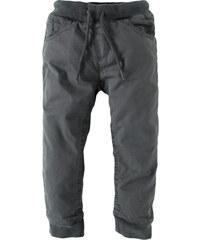 Losan Zateplené chlapecké keprové kalhoty