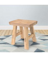 Lesara Hocker aus Holz