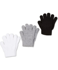 C&A 3er Pack Handschuhe in weiß