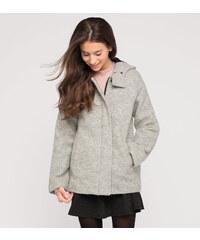 C&A Jacke mit Kapuze in Grau