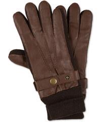 C&A Lederhandschuhe in Braun