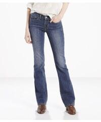 Levi's 715 - Jeans mit Bootcut - jeansblau
