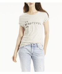 Levi's The Perfect Tee - T-Shirt - hellgrau