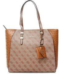 Guess Gia - Shopping Bag - cognacfarben
