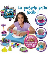 Spin Master Studio pottery cool - Loisirs créatifs - multicolore