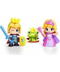 Famosa Pinypon Prince et sa Princesse - Figurine - multicolore