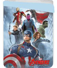 Letní prošívaná deka Avengers 180/260 cm