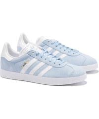 Adidas ORIGINALS GAZELLE Sneakers in Hellblau