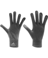Adidas Knit Mens Gloves, grey