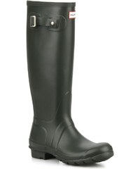 Hunter - Hunter Original Tall W - Stiefel für Damen / grün
