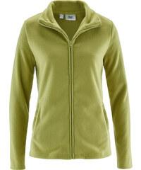 bpc bonprix collection Veste polaire vert manches longues femme - bonprix