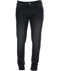 Deeluxe Steeve - Jean slim - noir