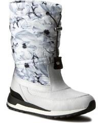 Sněhule GEOX - D Aneko B Abx C D643FC 0MN85 C1000 Bílá
