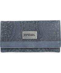 Rip Curl Mayan Rfid Leather Wallet, modrá, UNI