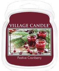 Village Candle Vosk do aromalampy Festive Cranberry