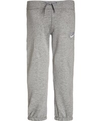 Nike Performance Pantalon de survêtement dark grey heather/matte silver/white