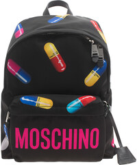 MOSCHINO Capsule All Over Pills Black
