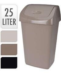 Koš odpadkový 25 l, 3 barvy EXCELLENT KO-911000070