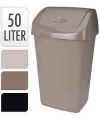 Koš odpadkový 50 l, 3 barvy EXCELLENT KO-911000080