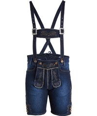 Pioneer Authentic Jeans Jeans Shorts darkblue denim