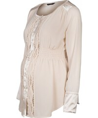 Mom2moM Blouse cream