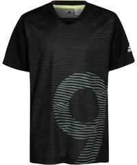 adidas Performance Tshirt de sport black/vista grey