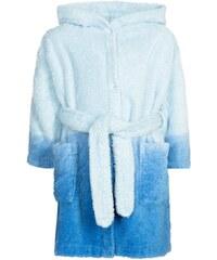 Smithy Peignoir hellblau/blau